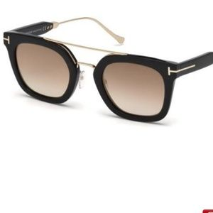 Tom Ford FT0541 Alex 02 Sunglasses Perfect (GR1)